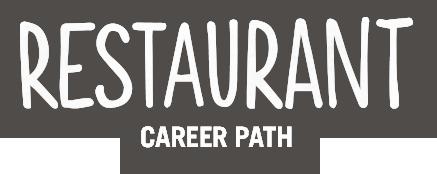 restaurant career path